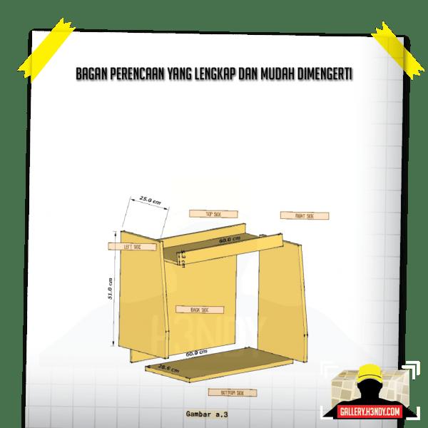 cara membuat lemari perkakas