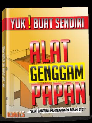 Cover Buku Alat Genggam Papan