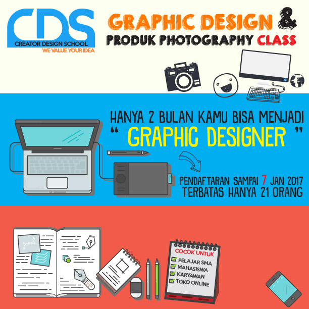 CREATOR DESIGN SCHOOL 12 H3NDY