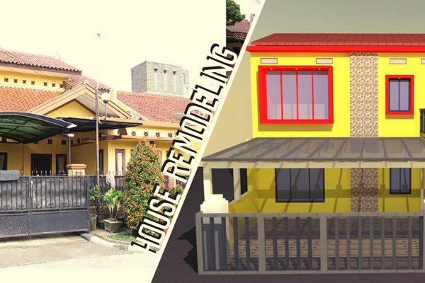 PROJECT HOME REMODELING ( PERTAMA DAN BATAL )