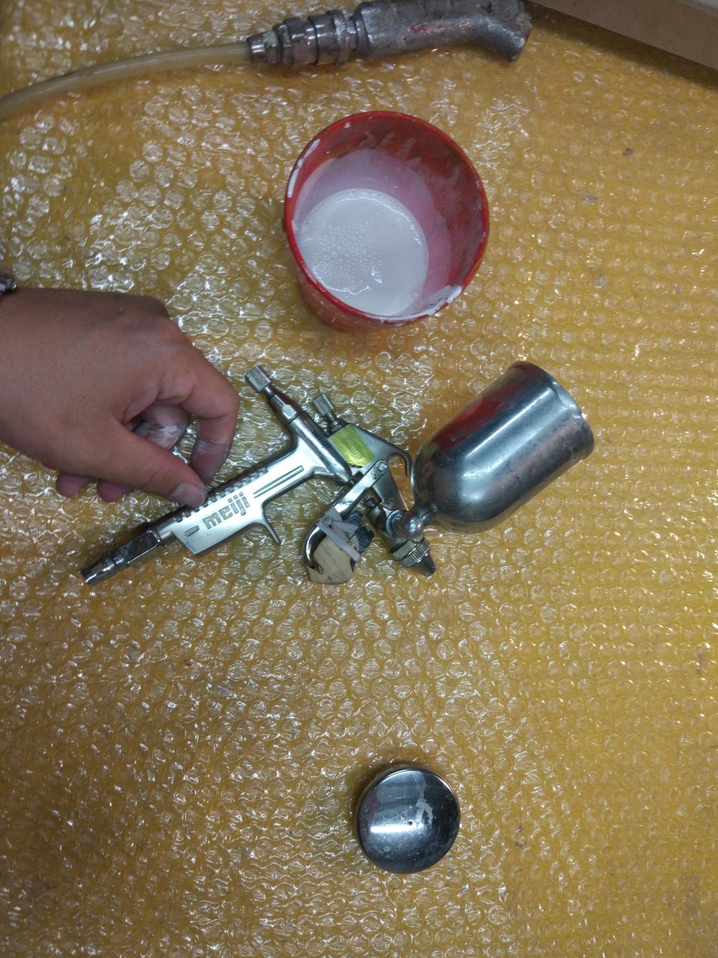 cabinet nail polish