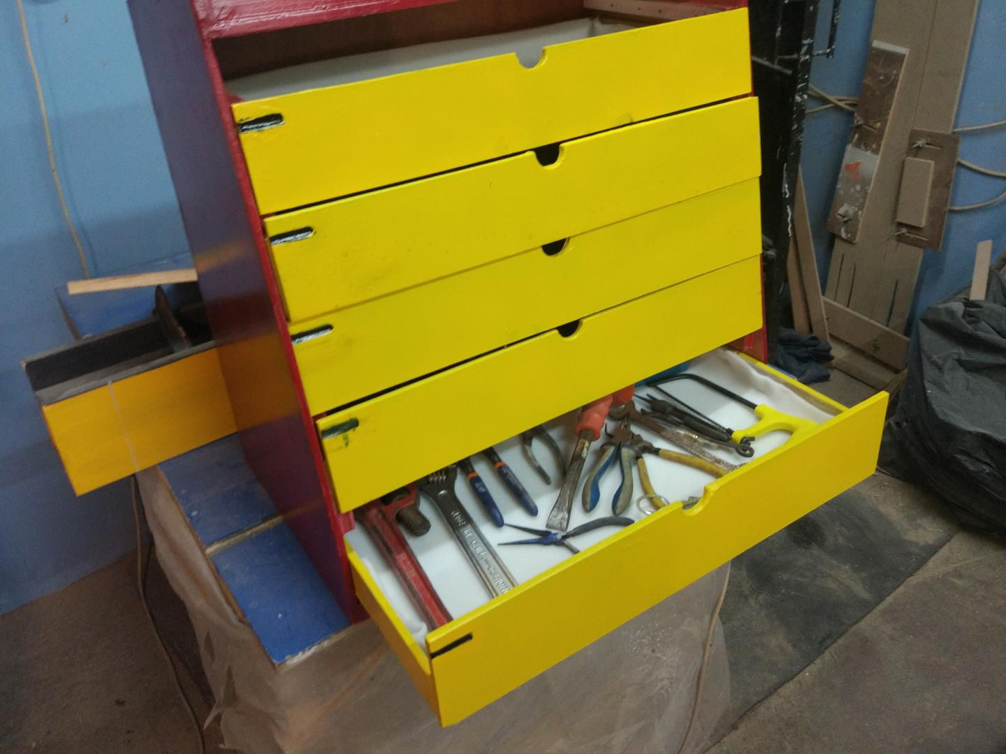 cabinet toolbox