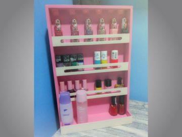 cabinet nail polisher