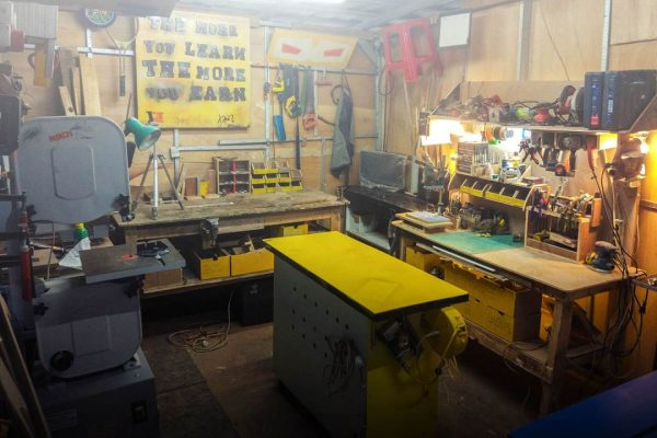 My Home Workshop