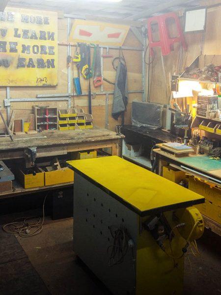 My Home Workshop