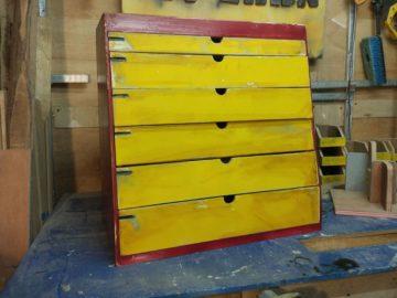 cabinet tools box
