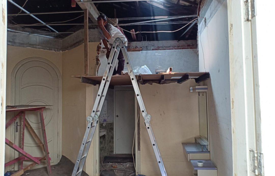 Memaksimalkan luas ruangan kamar dengan LOFT