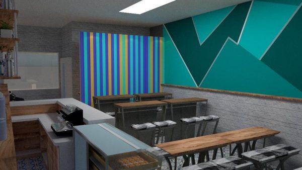 desain rumah makan h3ndy