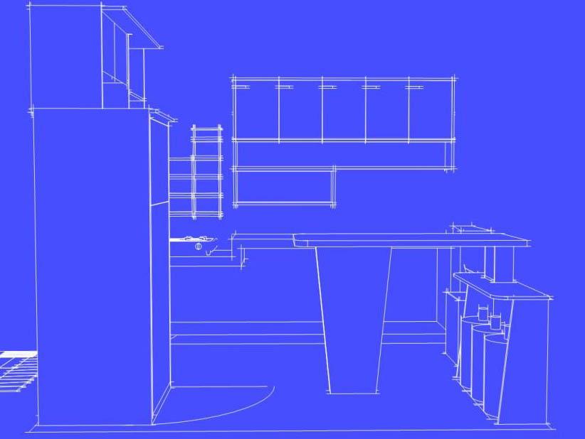 Merubah Desain Ruangan Dapur 1 H3NDY