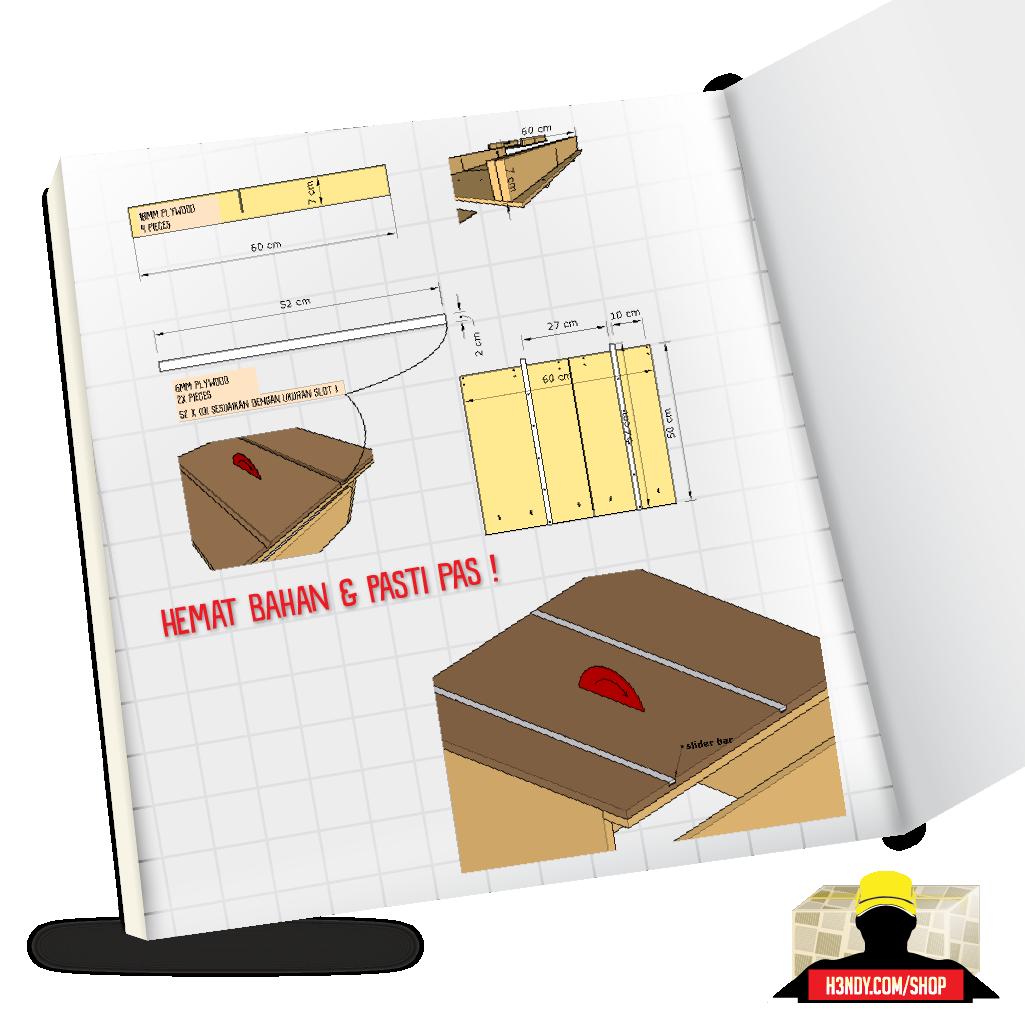 ebook cara mahir membuat meja potong