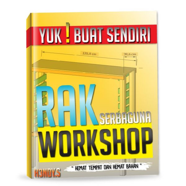 Cover Buku Rak Workshop By H3ndy