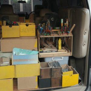 Workshop Didalam Mobil