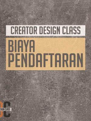 creator design class payment
