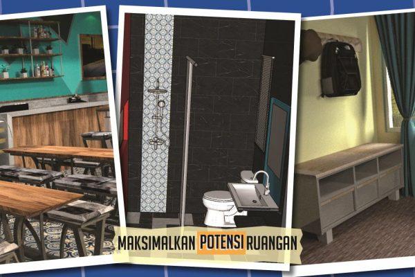Buat Furniture Custom Untuk Ruangan Anda