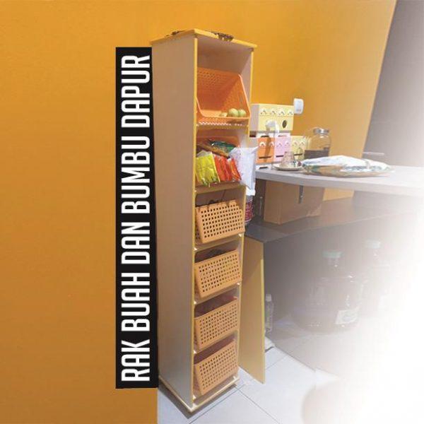 cover rak dapur multifungsi