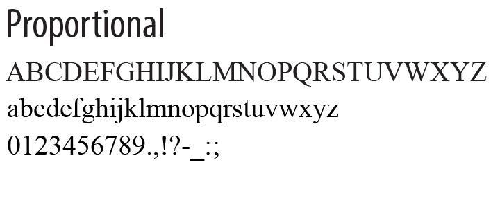Tips Mengenal Tipografi Melalui Kosakata 4 H3NDY