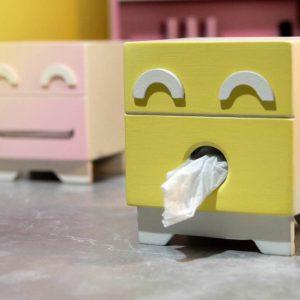 Produk Desain Kotak Tisu Karakter