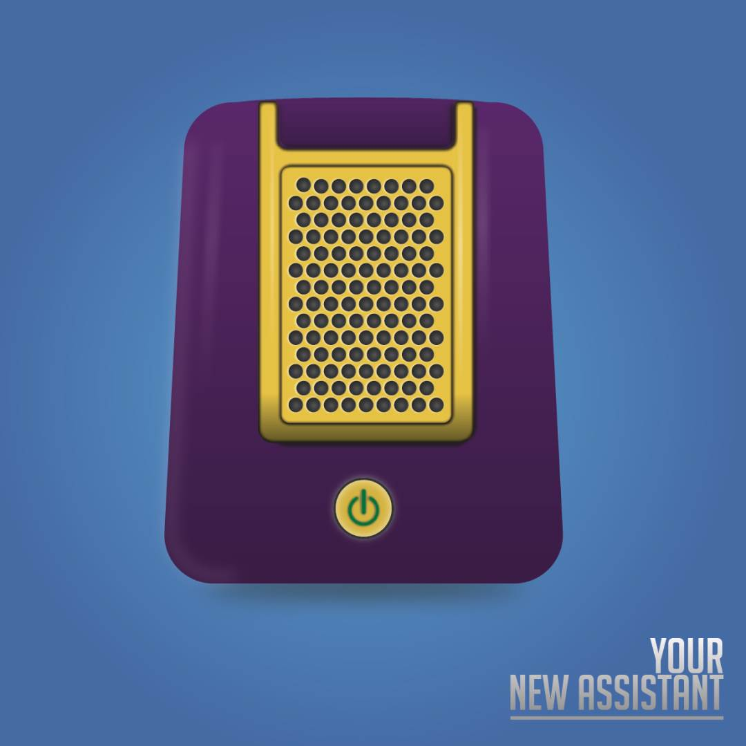 desain speaker modern by h3ndy