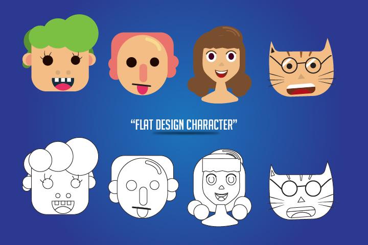 Kelas Online Desain Grafis by Creator Design Class 6 H3NDY