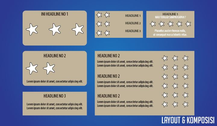 Kelas Online Desain Grafis by Creator Design Class 4 H3NDY