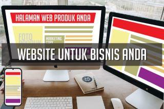 Website Untuk Bisnis Anda