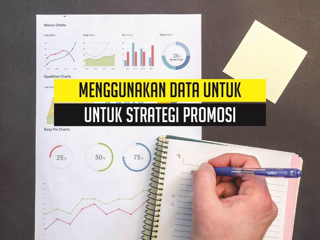 data untuk media promosi