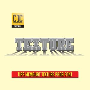 Membuat Texture Besi | Desain Grafis