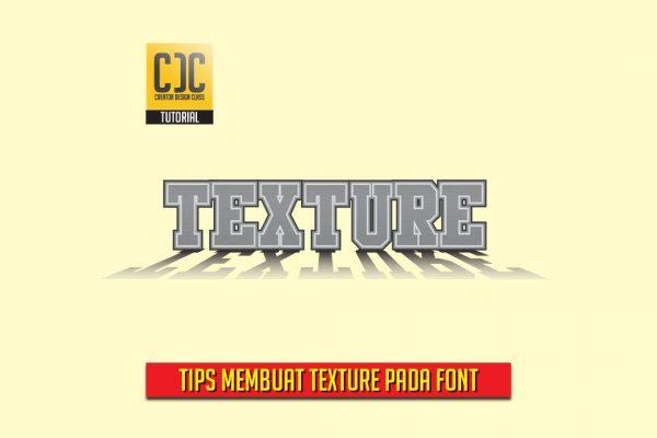 Cara Membuat Desain Texture Besi