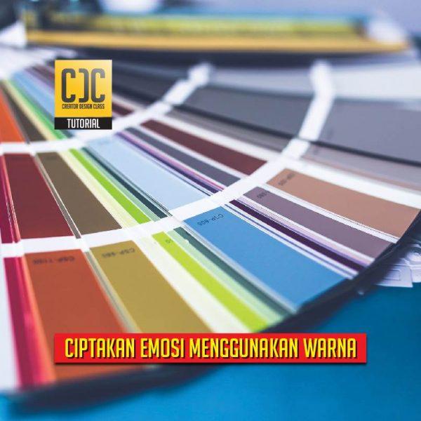 Pilihan Warna Desain Untuk Menciptakan Emosi