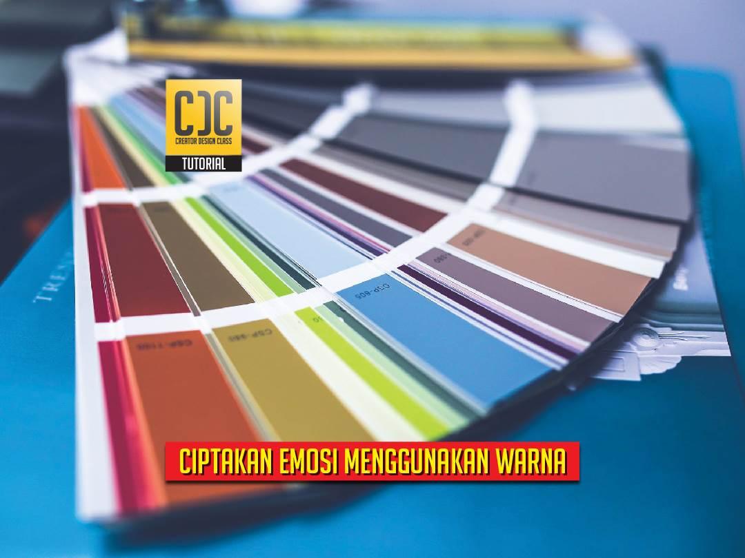 pilihan warna desain
