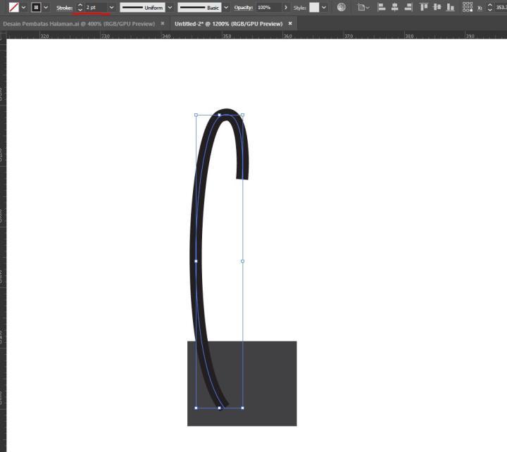 Cara Desain Buku Terlihat Realistis 2 H3NDY