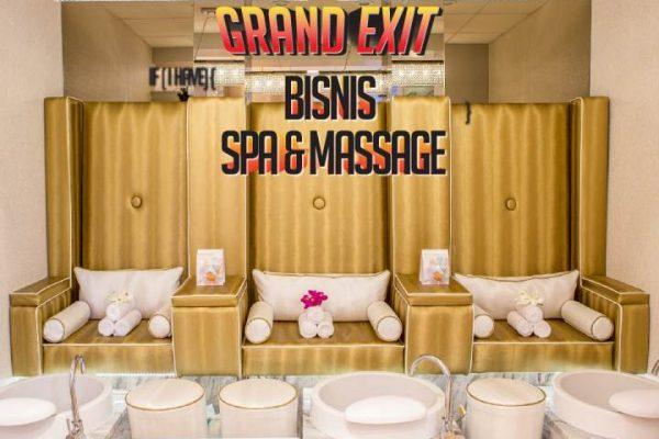 Bila Saya Memiliki Bisnis Spa & Massage 2020