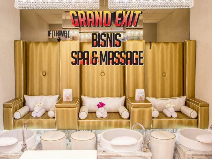 bila saya memiliki bisnis spa & massage tahun 2020
