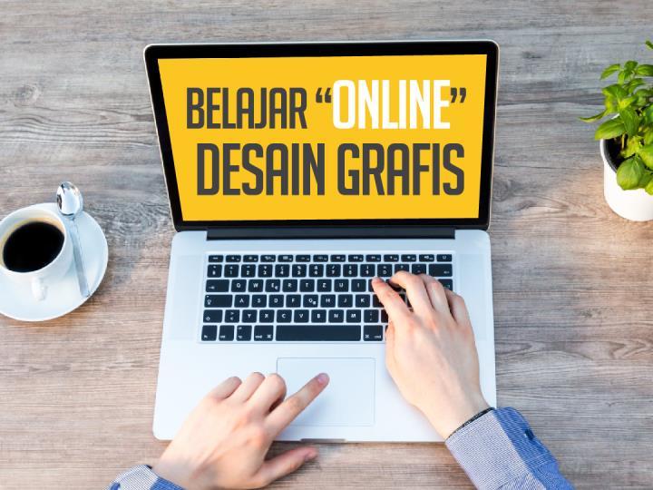 kelas online desain grafis terbaik