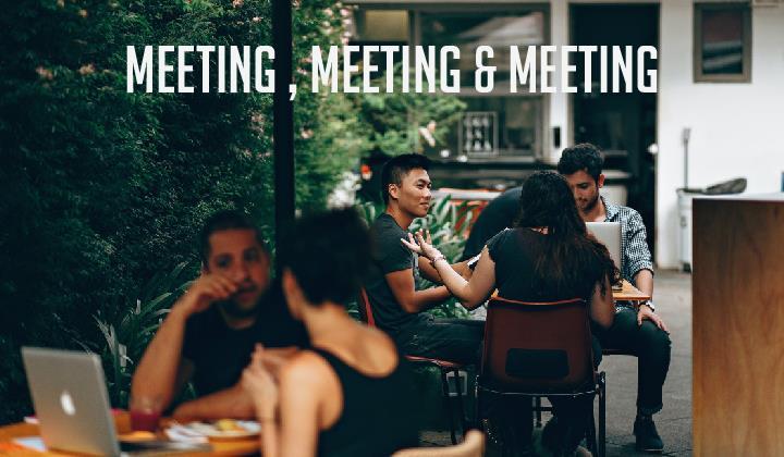 meeting kaya orang sukses tapi kere