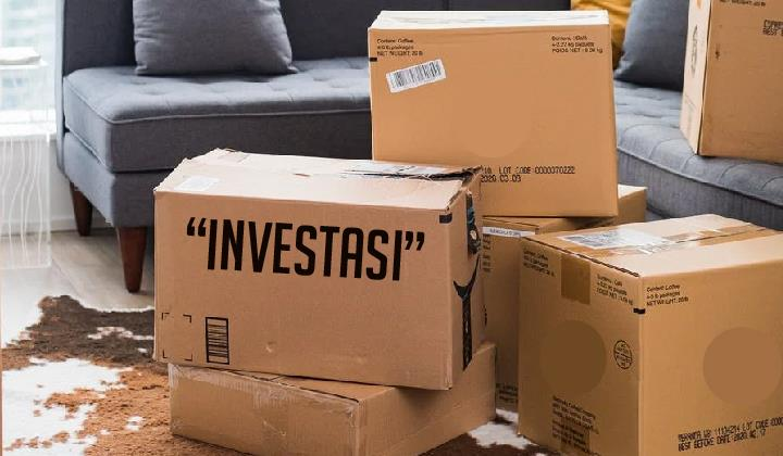 investasi cara mendapatkan uang melalui internet