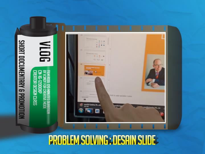 Menyelesaikan Masalah Desain Slide