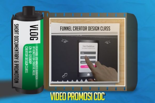 Video Promosi Creator Design Class