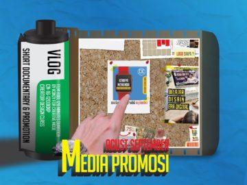 Desain media promosi creator design class