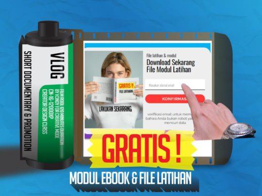 grafis modul ebook & file latihan desain grafis