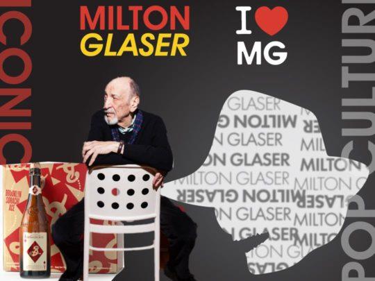 milton glaser desainer iconic logo i love new york
