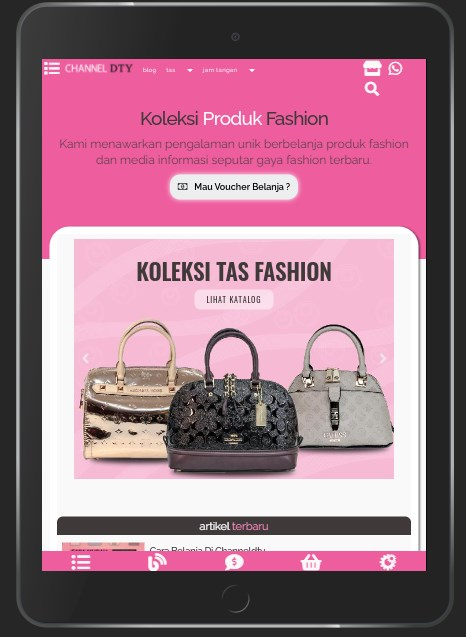 Koleksi Fashion Terbaru Channeldty.com 2 H3NDY