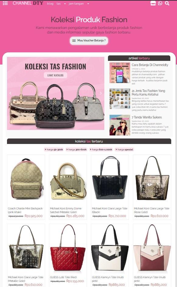 Koleksi Fashion Terbaru Channeldty.com 1 H3NDY