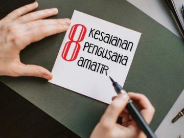 artikel 8 kesalahan pengusaha amatir thumbnail