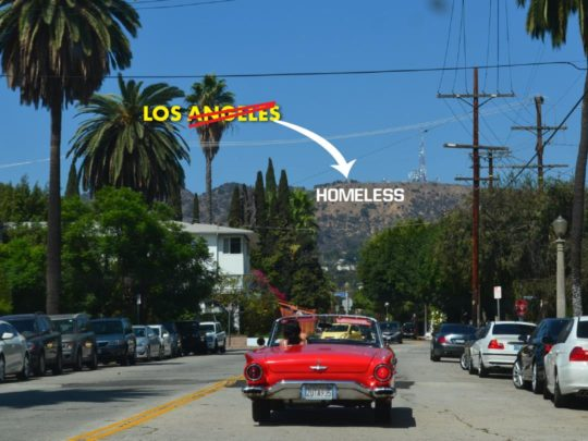 Keindahan Los Angeles Dalam Dunia Nyata