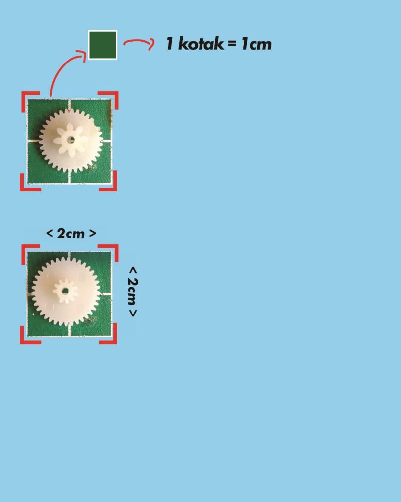 cara mudah design gear 3d printer 3 H3NDY
