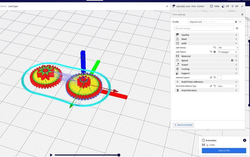 cara mudah design gear 3d printer 8 H3NDY