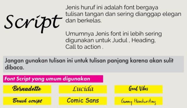 Tips Pengaturan Font Untuk Hasil Optimal 5 H3NDY