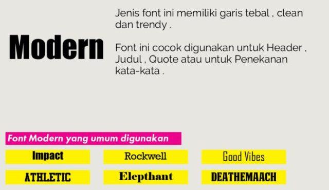 Tips Pengaturan Font Untuk Hasil Optimal 6 H3NDY