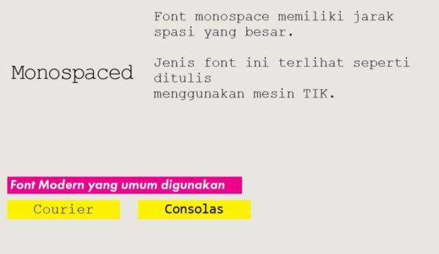 Tips Pengaturan Font Untuk Hasil Optimal 7 H3NDY